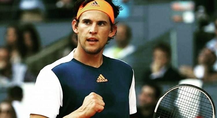 Thiem bagels Djokovic