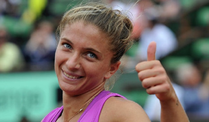 Sara Errani blames her mum's pasta for failed dope test