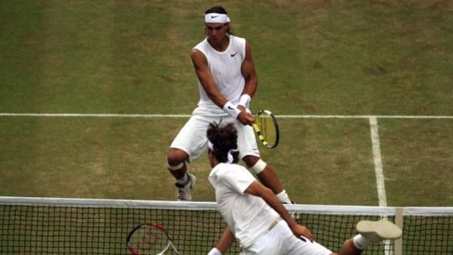 Wimbledon final 2008 4th set tiebreak