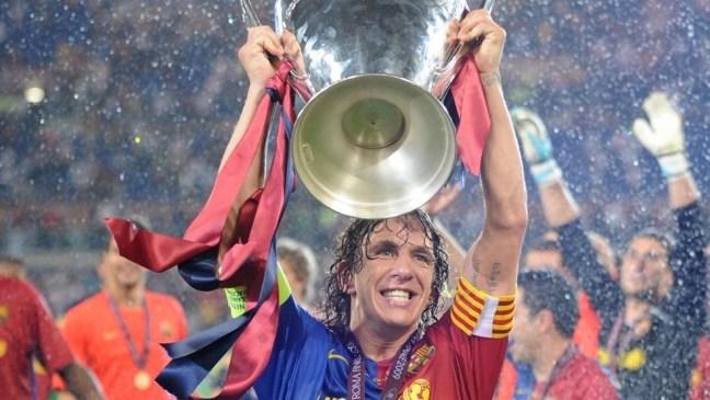 FC Barcelona Greatest XI - Carles Puyol