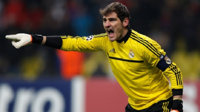 Madrid Greatest XI - Iker Casillas