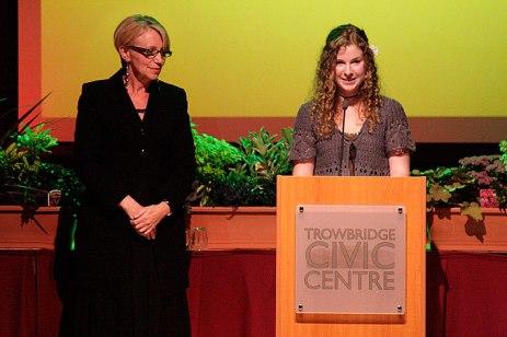 Trowbridge In Bloom Award Ceremony