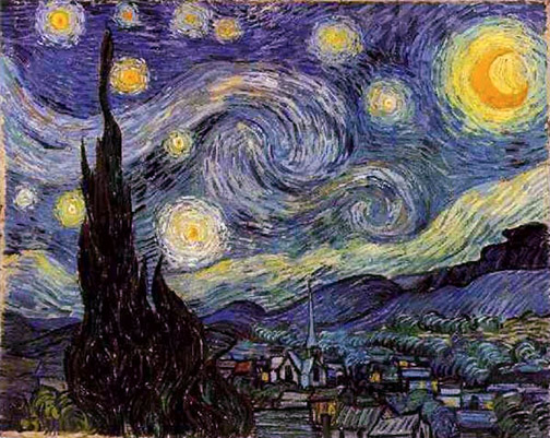 Starry Night Image