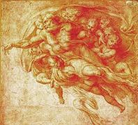 Rubens Shadow Painting Image