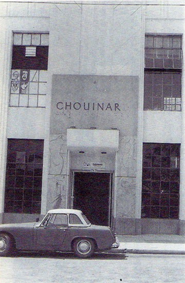 Chouinard Photo