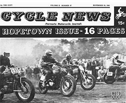 Hope Town Race Image