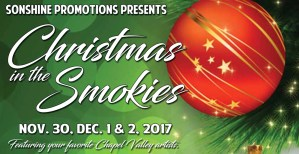 """""""Bringing Good News"""" @ Christmas In The Smokies @ MainStay Suites 