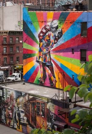 graffiti, West Village NYC
