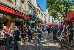 Monmartre, Paris France