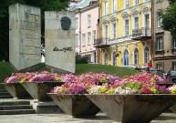 Edvard Vilde Memorial, Tallinn Estonia