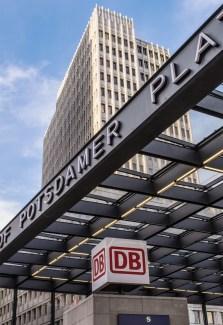 Potsdamer Platz Bahnof