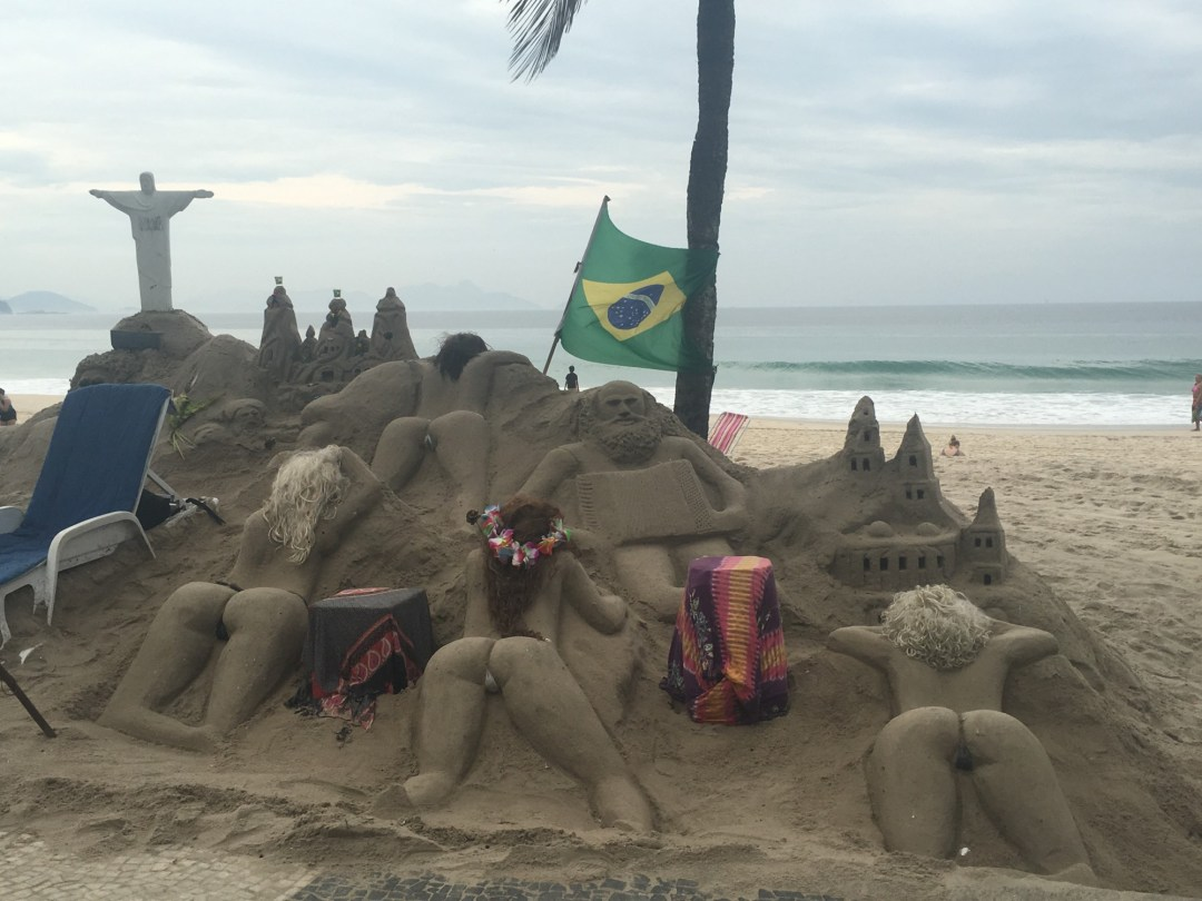 One week in Rio — First Impressions