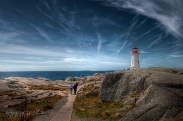To the Lighthouse - Peggy's Cove