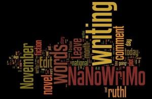 nanowrimo-word-cloud