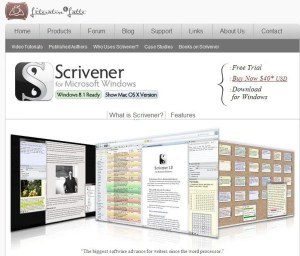 Scrivener