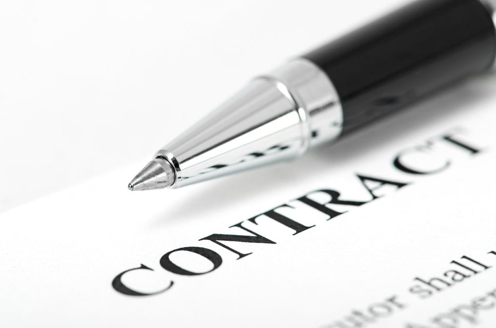 Business 101 for Writers: Contracts