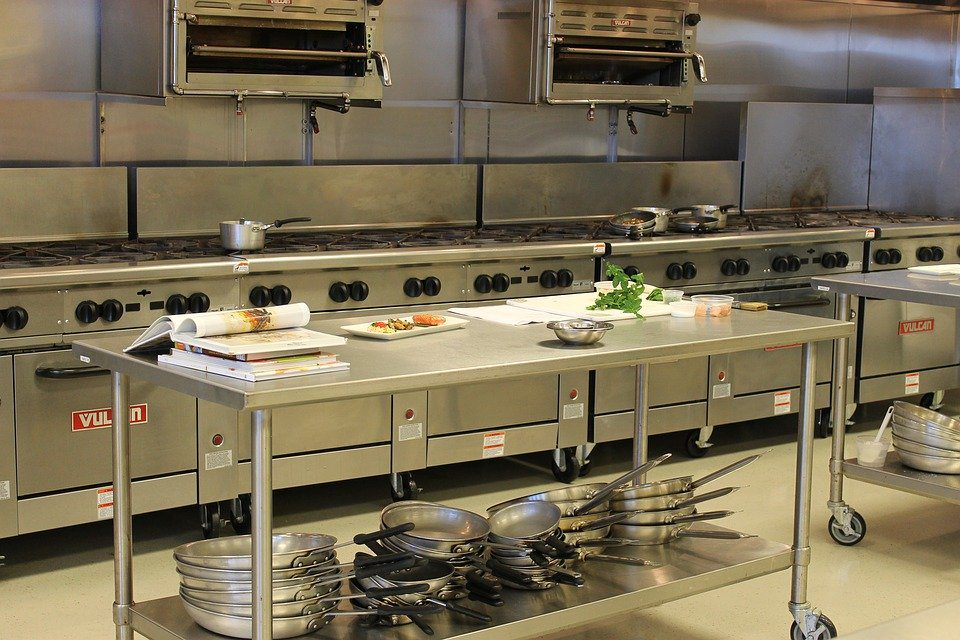 Commercial Kitchen Tips