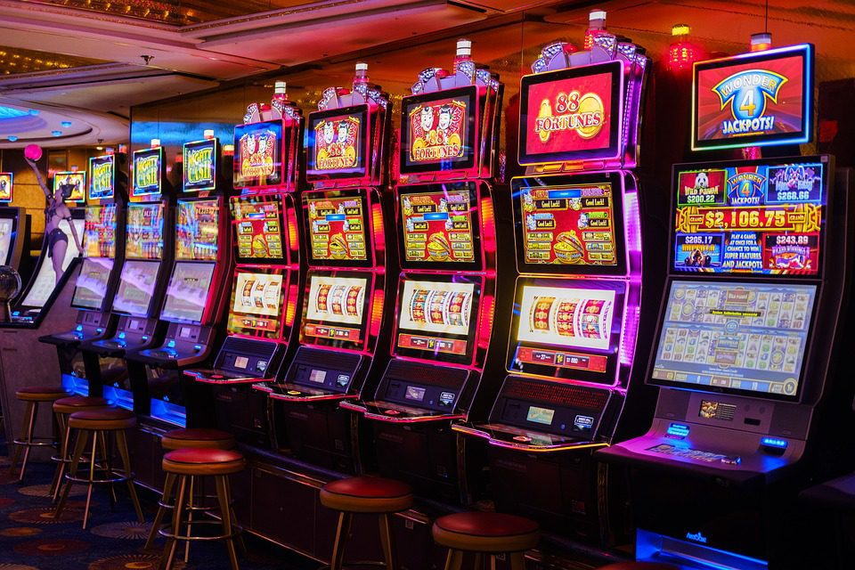 Everything You Should to Know About Slot Machines