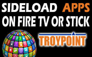 Sideload Fire TV