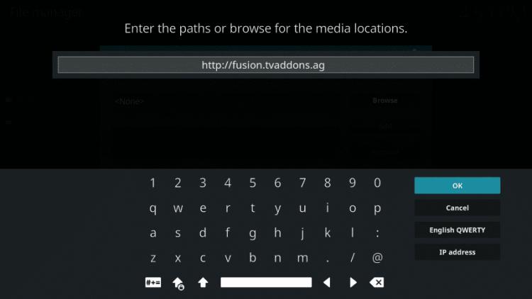 Enter Fusion Path
