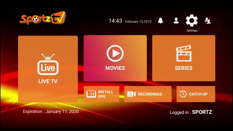 Image result for Sportz TV app