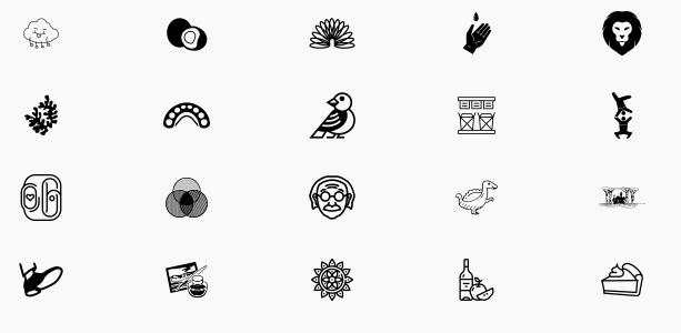 Noun Project icons