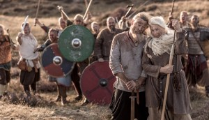 Viking people https://www.istockphoto.com/photo/a-loving-male-and-female-viking-couple-in-an-outdoor-setting-gm1232896682-362265696