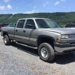 2001 Chevrolet 2500 Duramax Diesel U096 Troy S Auto Sales Inc