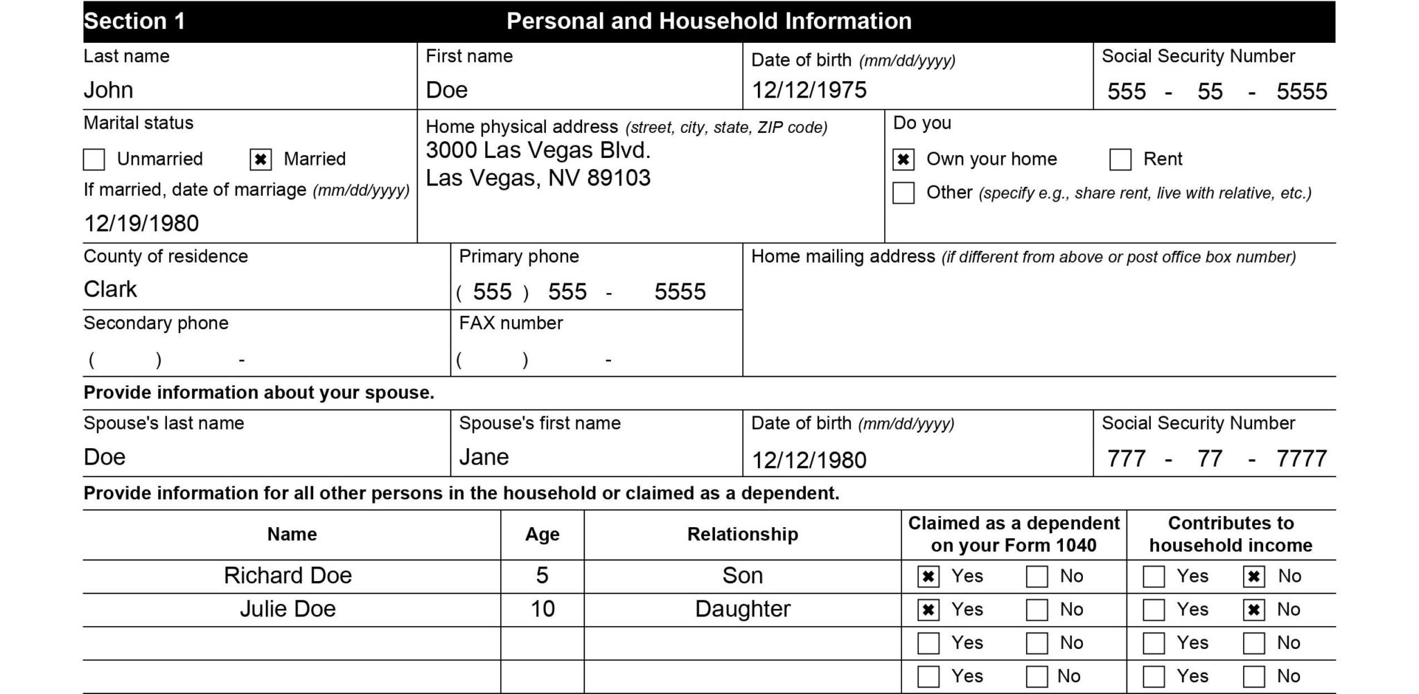 How To Fill Out Form 433 A Oic Version Detailed
