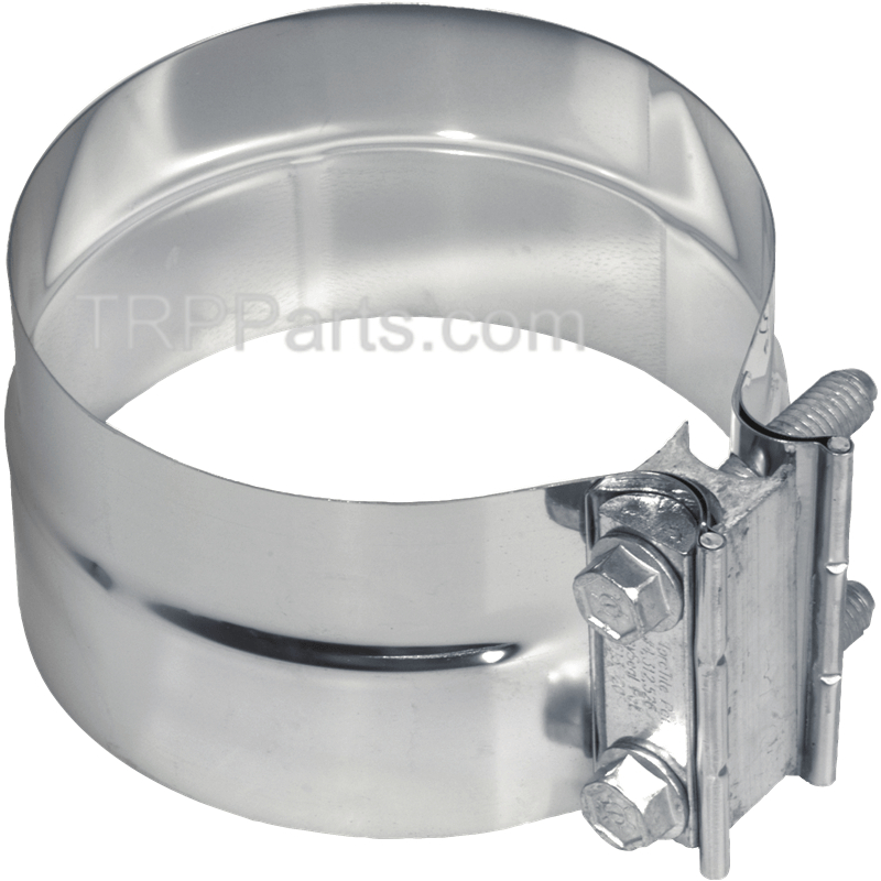 exhaust clamp wb preformed 5