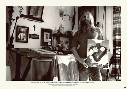 Rick Griffin 1971
