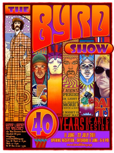The Byrd Show: 40 Years of Art & Design