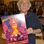 David Singer newest Moonalice poster
