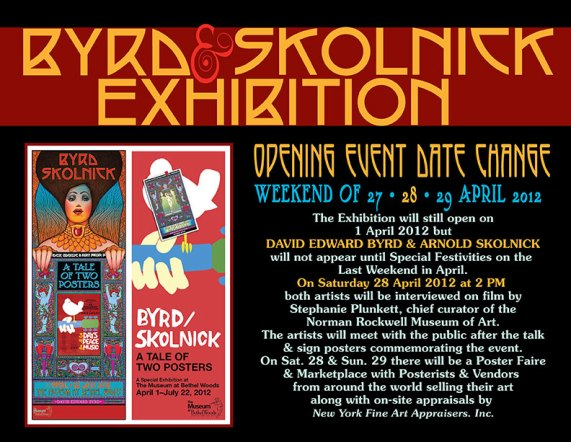Byrd & Skolnick Exposition - April 28, 2012