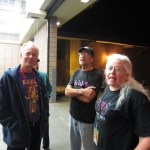 TRPS Members Ron, Pete, & Pam