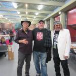 David Singer, Chuck Sperry, Frank Alan Bella