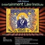24th Annual Entertainment Law Institute in Dallas