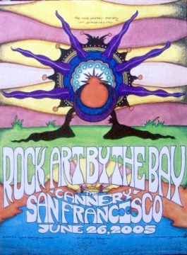 Rock Art By The Bay 2005 by Ryan Kerrigan
