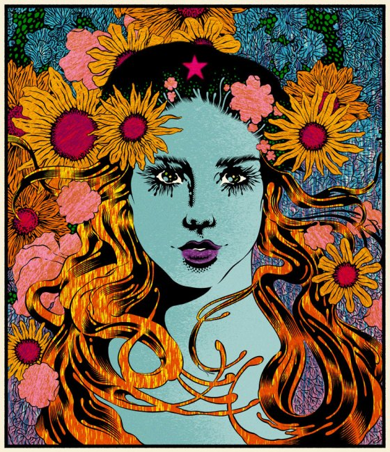 Argentina art print by Chuck Sperry