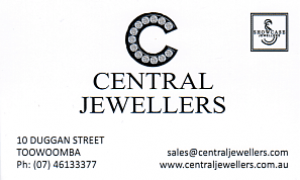 Central Jewellers Card