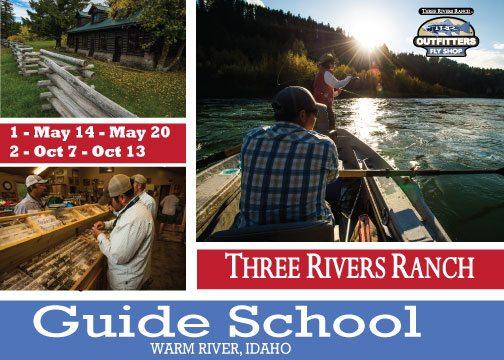 Fly Fishing Guide School