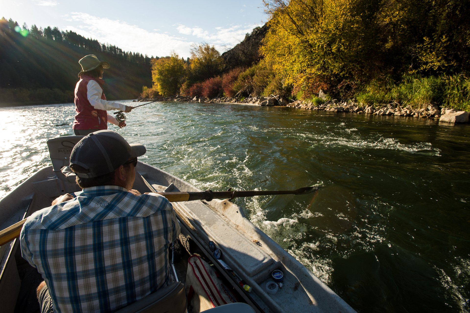 Snake River Guide Service and Guide School