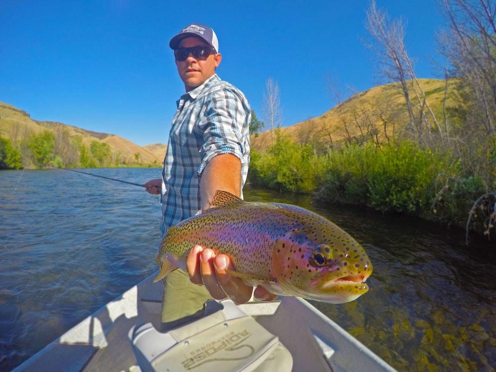 Boise River Fly Fishing