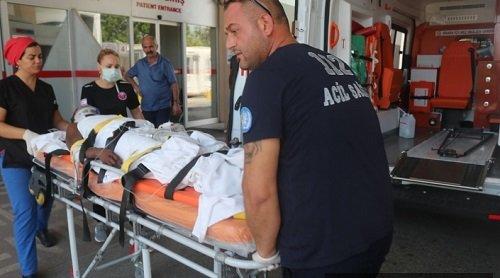 73-летний водитель сбил пешехода