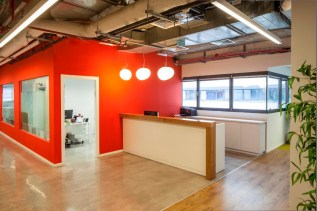 עיצוב משרדי Sundaysky