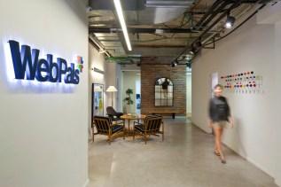 תכנון ועיצוב משרדי WEBPALS