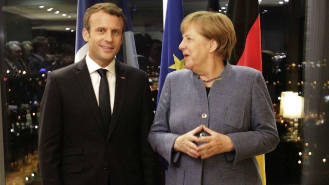 A. Μέρκελ: Υπάρχει «ευρεία συναίνεση» Γερμανίας και Γαλλίας για το μέλλον της Ευρώπης