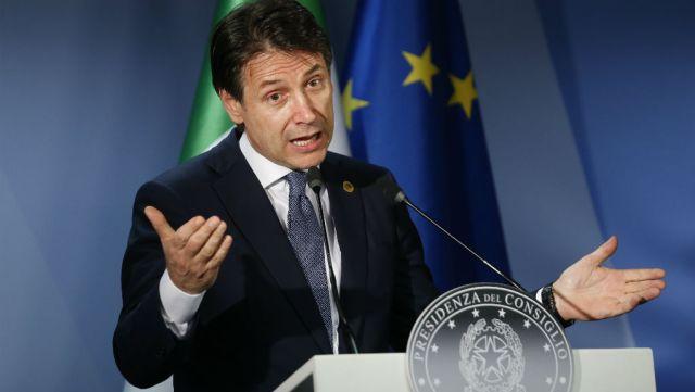 Κόντε: Λύση για 100 από τους 450 διασωθέντες μετανάστες στα ιταλικά χωρικά ύδατα