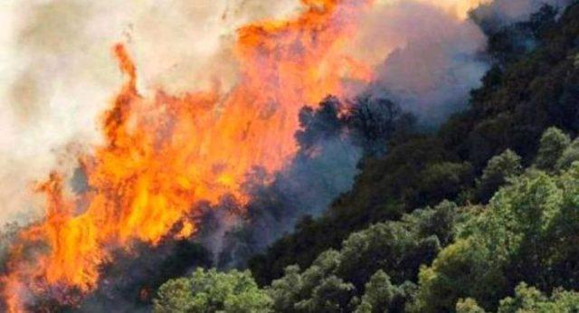 Φονική πυρκαγιά στην Κίνα σε δύσβατη ορεινή περιοχή