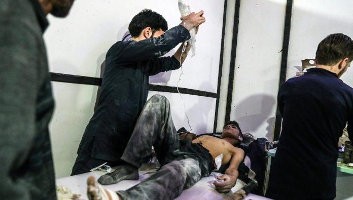 ΟΑΧΟ: Δεν βρέθηκαν αποδείξεις ότι χρησιμοποιήθηκε νευροπαραλυτικός παράγοντας στην επίθεση στην Ντούμα